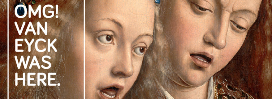 VAN EYCK 2020: OMG! I was there.