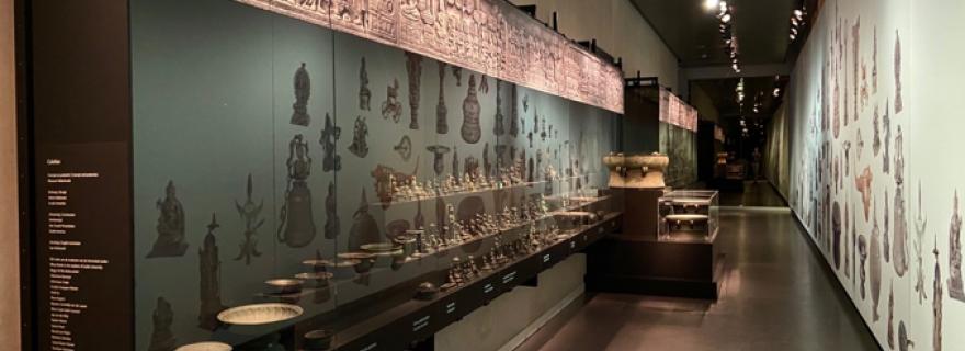 Brought to light: Indonesian Bronzes from Rijksmuseum Volkenkunde's depot