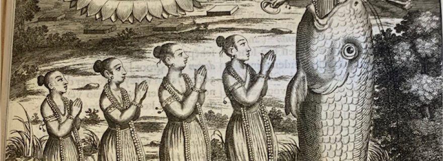 "Image Reincarnation: Illustrations of the Ten Avatars of Vishnu assuming New ""Lives"" in the hands of European Artists and Readers"
