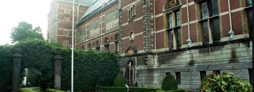 Interning at the Rijksmuseum