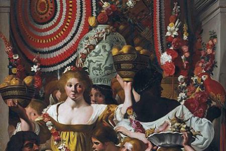 Piet Hein & Porcelain as Pillars of the Dutch Republic?