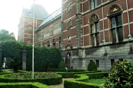 Interning at the Rijksmuseum