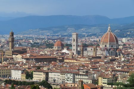 Studying (art)history in Florence and Rome